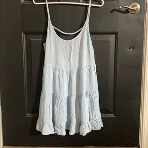 Baby Blue Brandy Melville Jada Dress